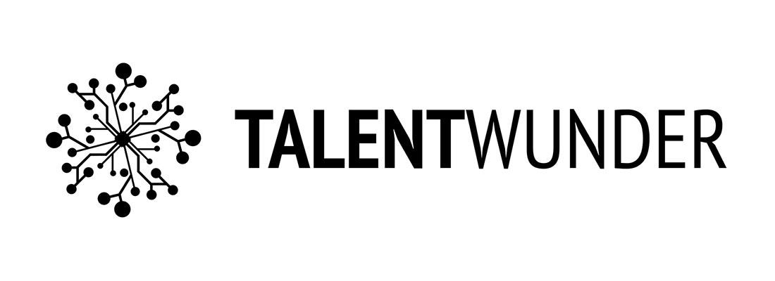 Das Logo von Talentwunder.