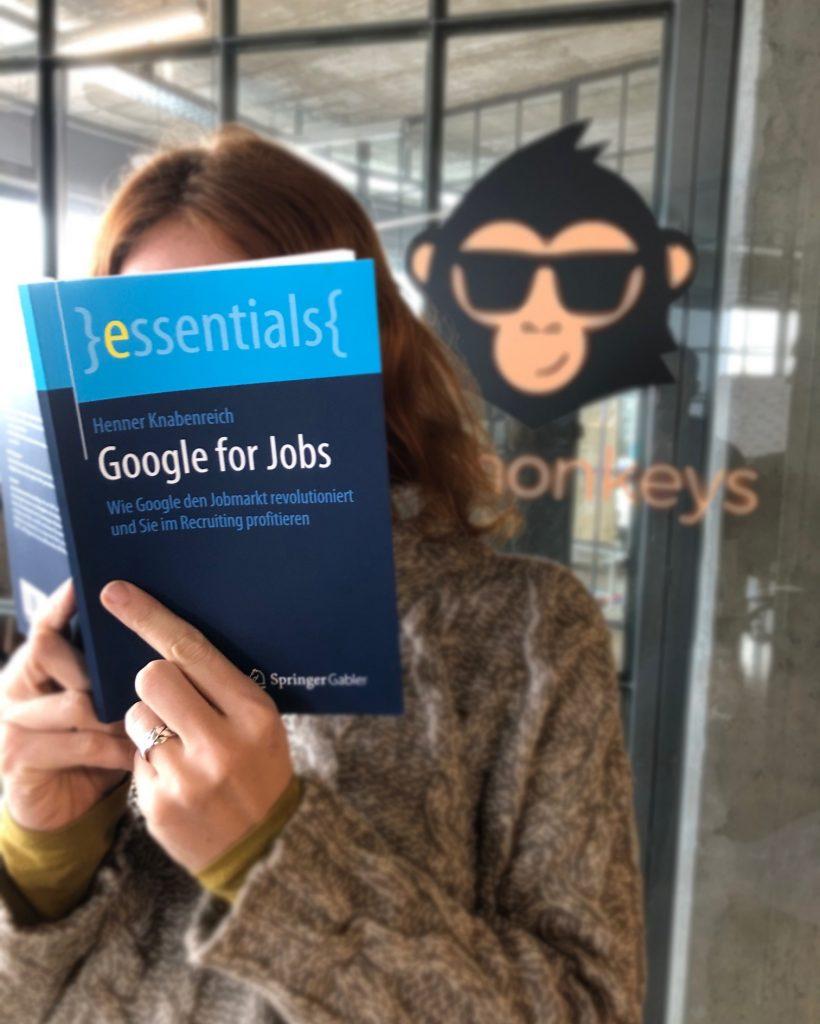 Lesetipp Google for Jobs
