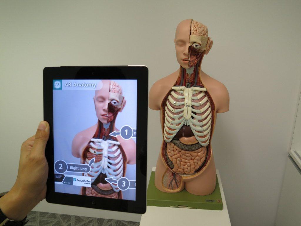 Augmented Reality im Medizinbereich