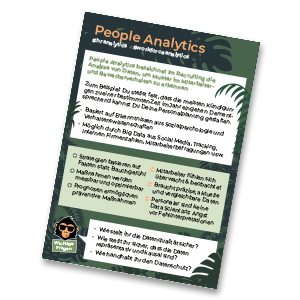 People Analytics HR monkeys