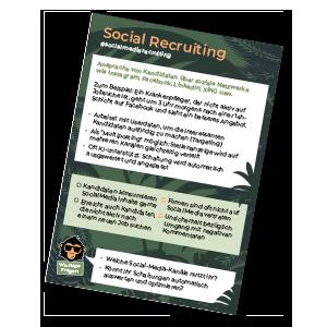 Social Recruiting HR monkeys