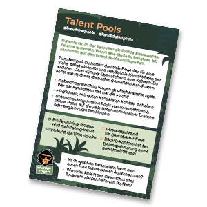 Talent Pools HR monkeys