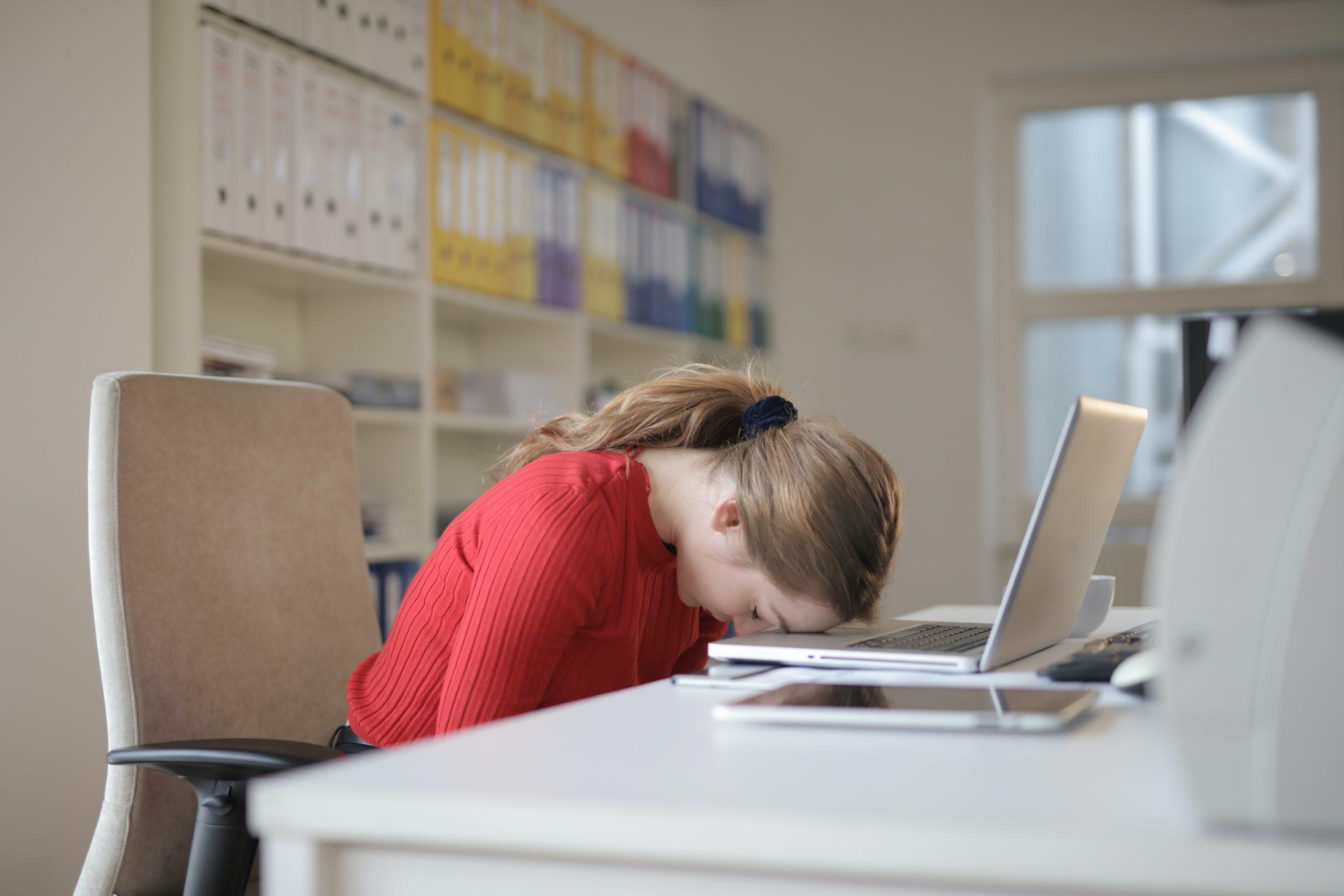 burnout und zoom fatigue